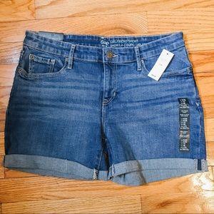 Gap Women's Denim Shorts - Girlfriend Cut - NEW!